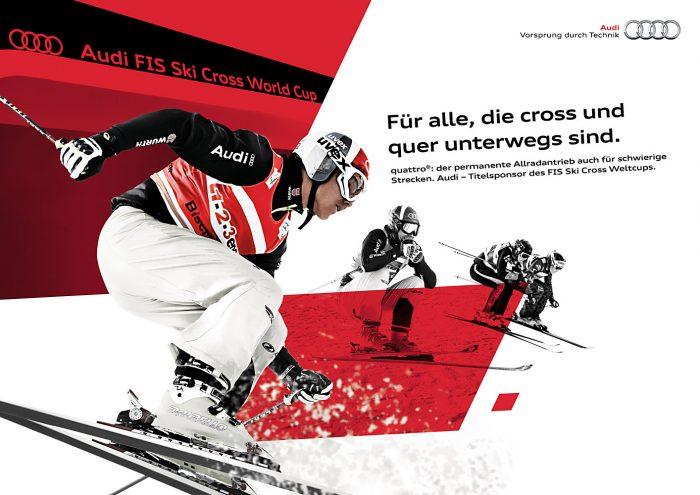 Audi | Skicross Campaign