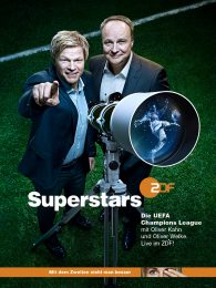 ZDF Superstars Campaign