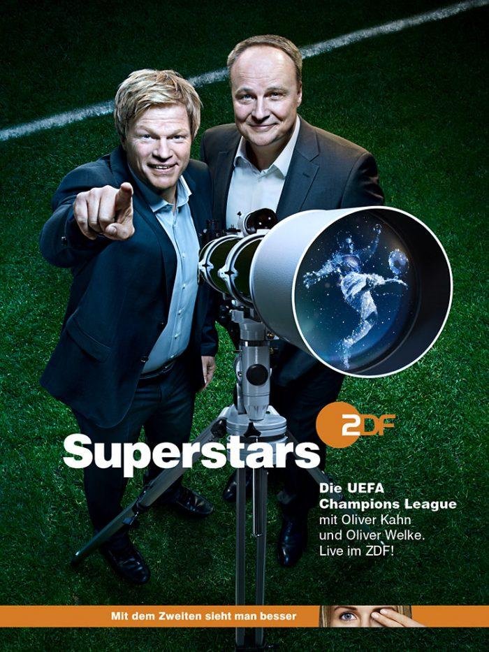 ZDF Superstars Campaign